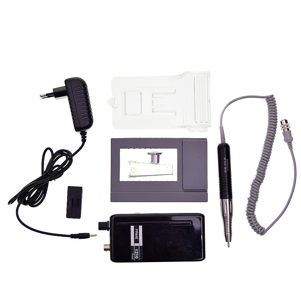 Аппарат для маникюра Prime 1210, чёрный