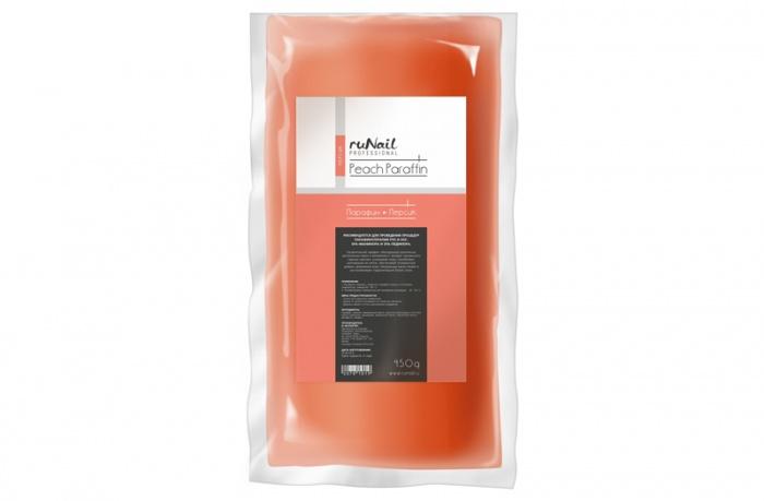RuNail, Парафин, аромат: «Спелый персик», 450 г