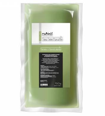 RuNail, Парафин, аромат: «Чайное дерево», 450 г
