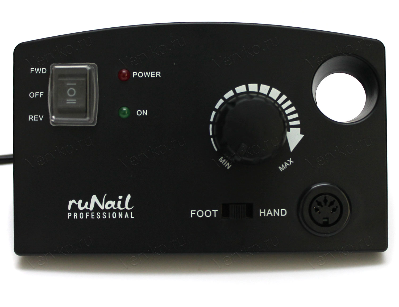 RuNail, Машинка для маникюра и педикюра PM-35000
