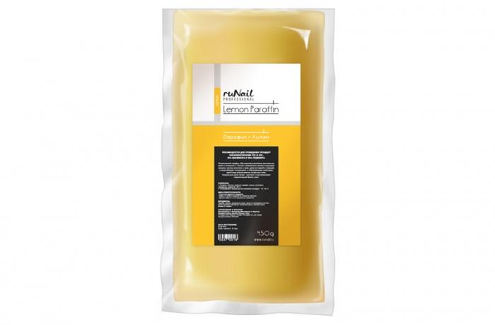 RuNail, Парафин, аромат: «Ароматный лимон», 450 г