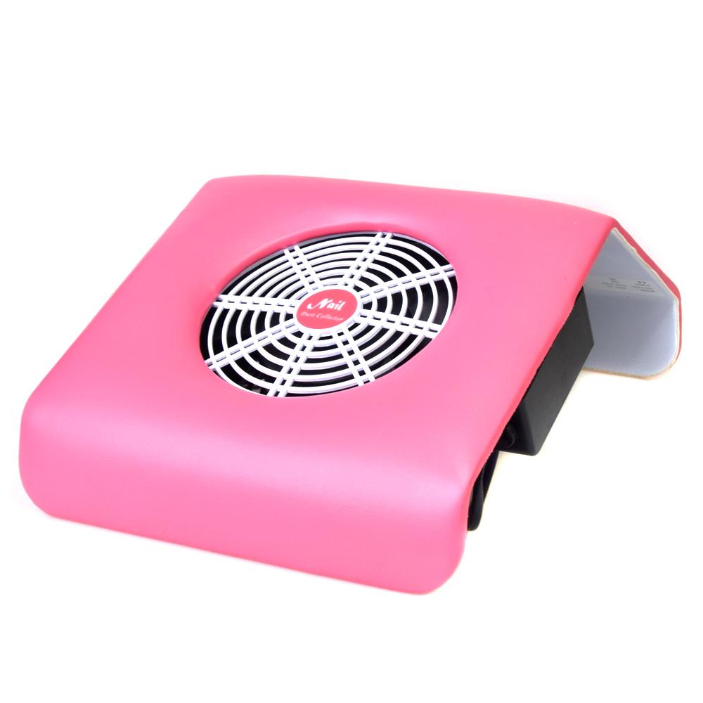 Пылесос настольный Simei SMX-858-1 (30W), розовый (25*20*9.5)