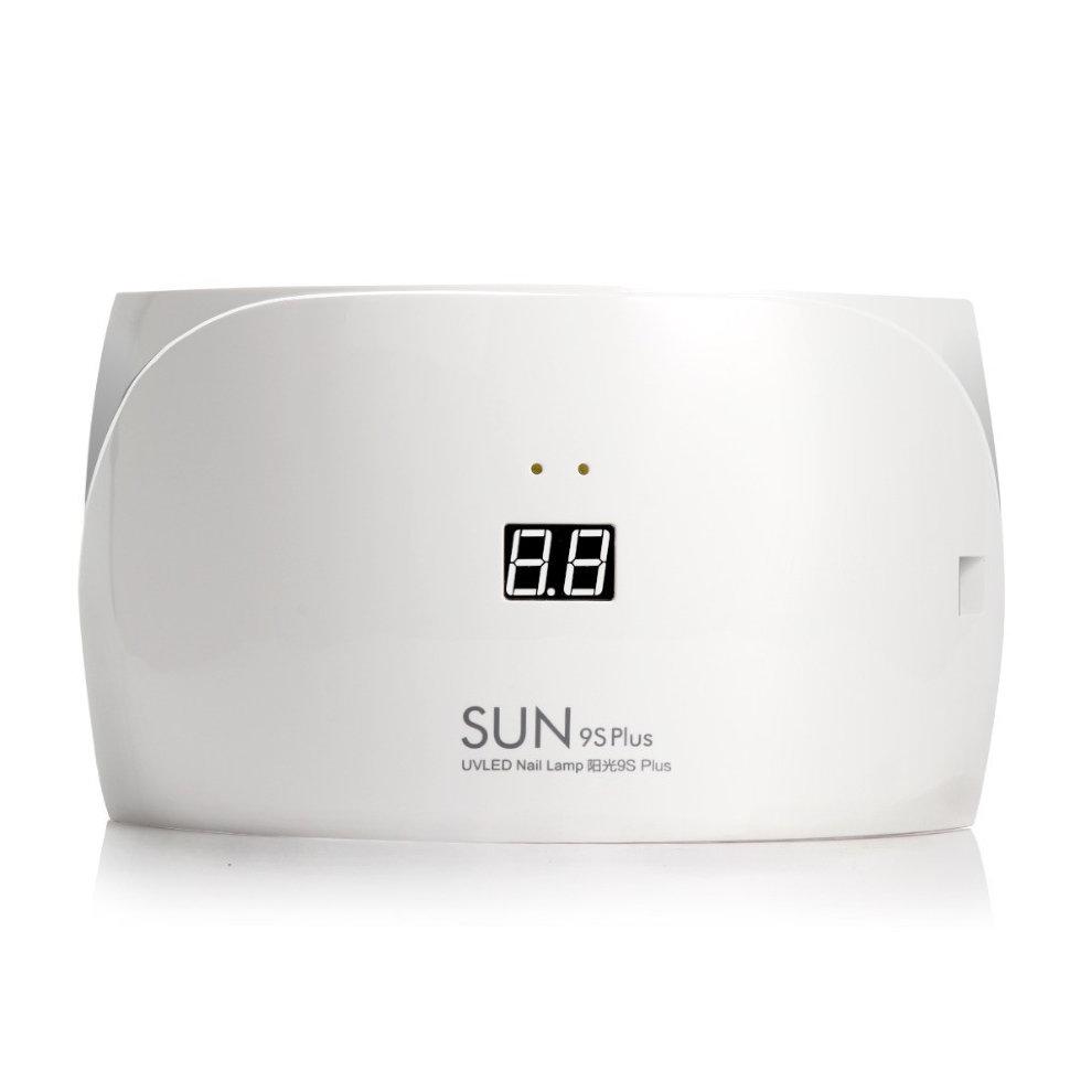 New SUN 9S plus, Лампа LED/UV 36 Вт белая