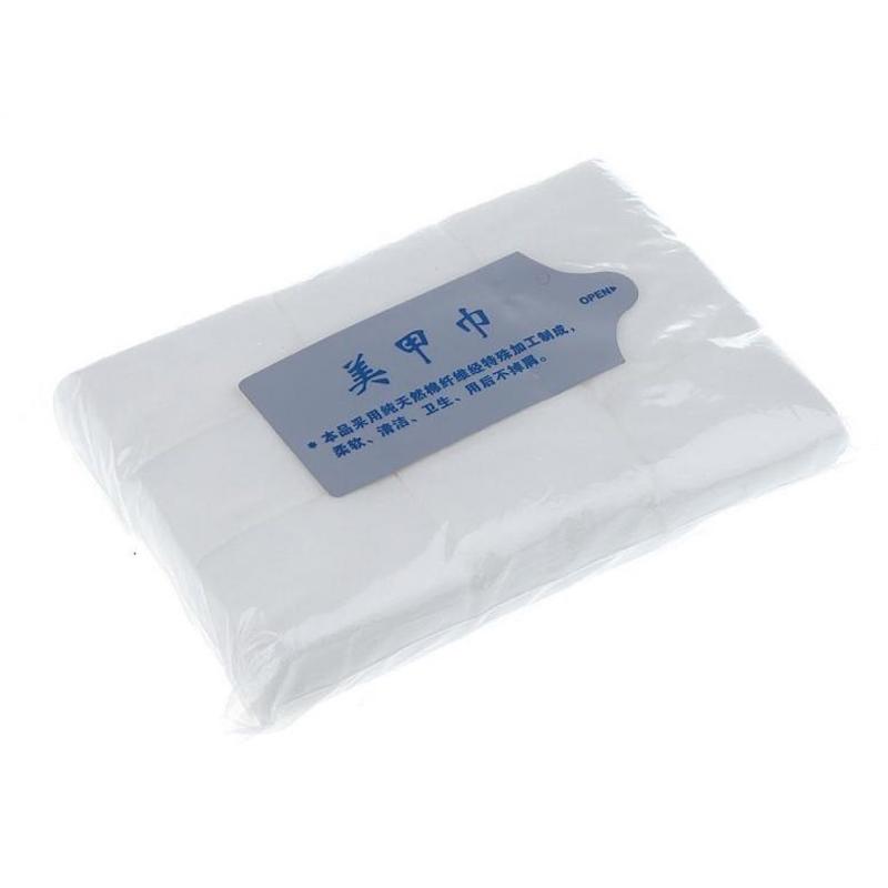 Безворсовые салфетки 4х6см мягкие 675 штук
